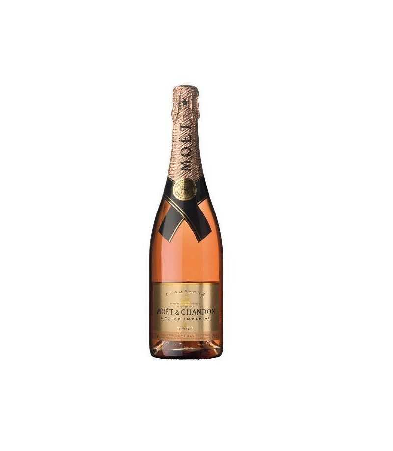 Moet & Chandon Champagne Nectar Imperial Rose (750ml)